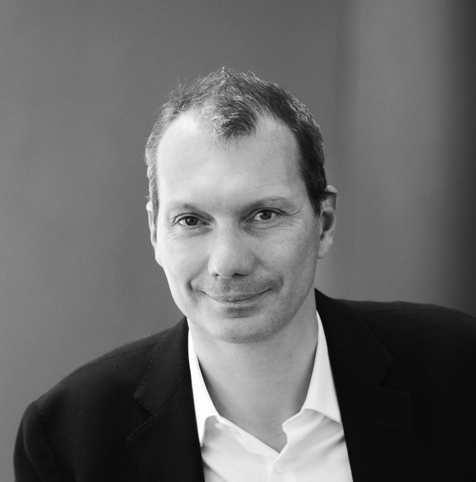 Portrait of David Cormand