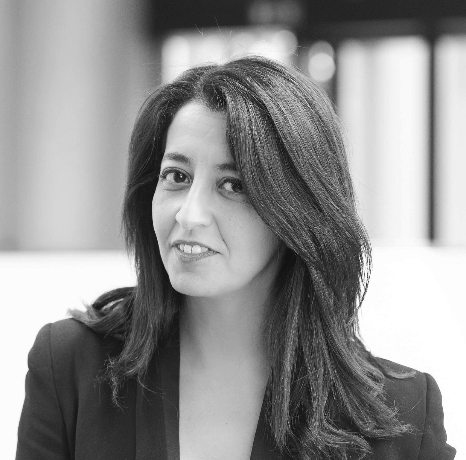 Portrait of Karima Delli
