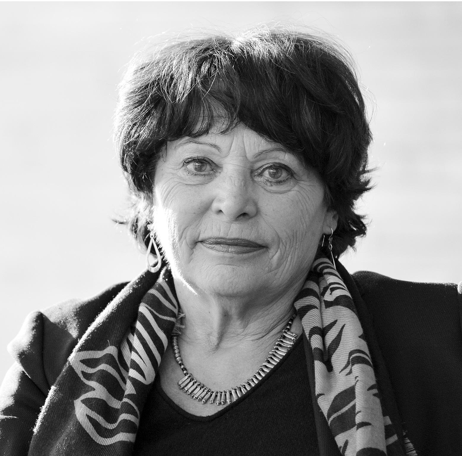 Portrait of Michèle Rivasi