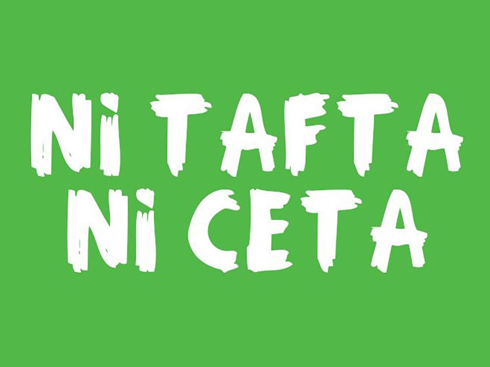 « Plan d'action » CETA : sale journée pour l'environnement et la santé !