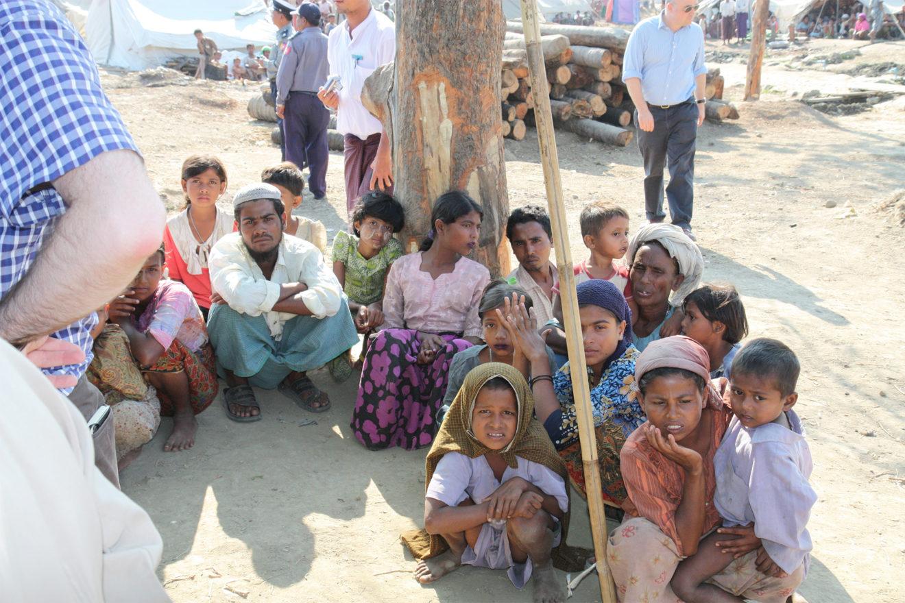 L'Union européenne peut et doit agir immédiatement pour les Rohingyas