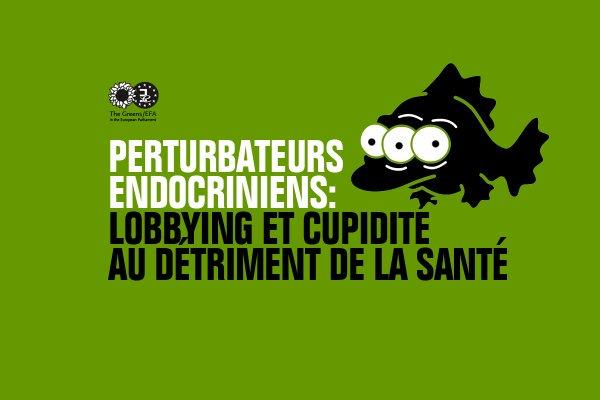 Pesticides perturbateurs endocriniens : la Commission a le devoir de les retirer du marché, tout de suite !