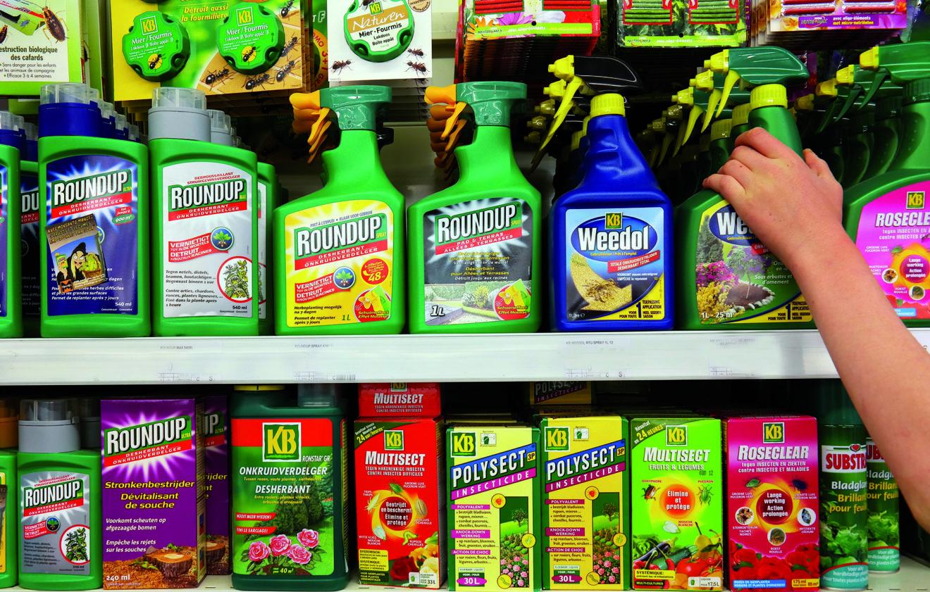 Glyphosate : création d'une Commission spéciale sur les procédures d'autorisation des pesticides