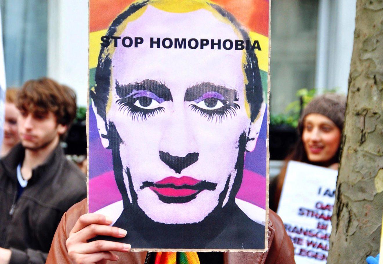 Halte aux discriminations et exactions visant la communauté LGBT en Russie