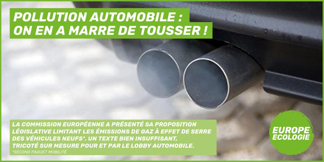 Seuils des émissions CO2 des voitures neuves : un échec programmé