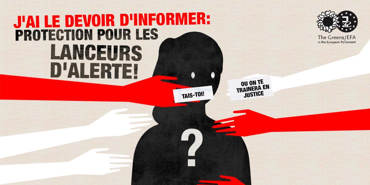 Procès Luxleaks : il est urgent d'armer l'UE d'une législation protégeant ses lanceurs d'alerte