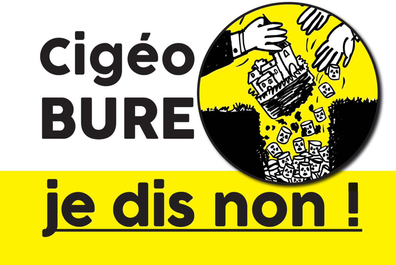 Bure : nous condamnons fermement la répression des opposants