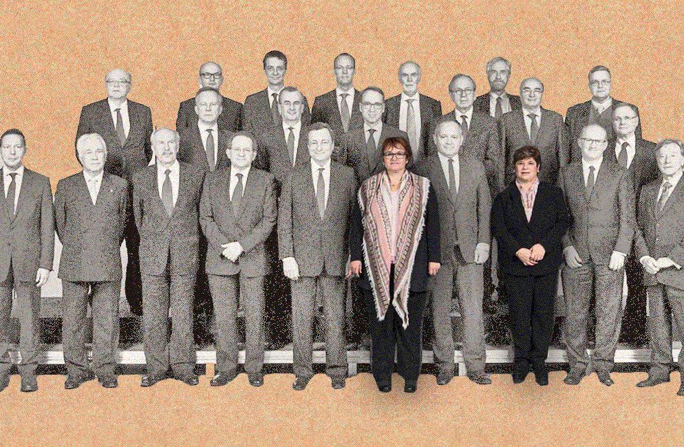 Les écologistes réclament l'égalité femmes-hommes dans les institutions économiques européennes