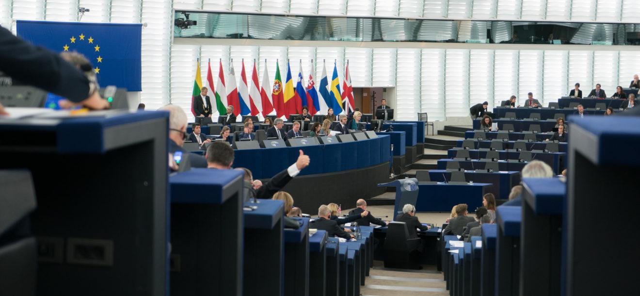 Plénière en direct à Strasbourg - semaine du 5 au 8 février 2018