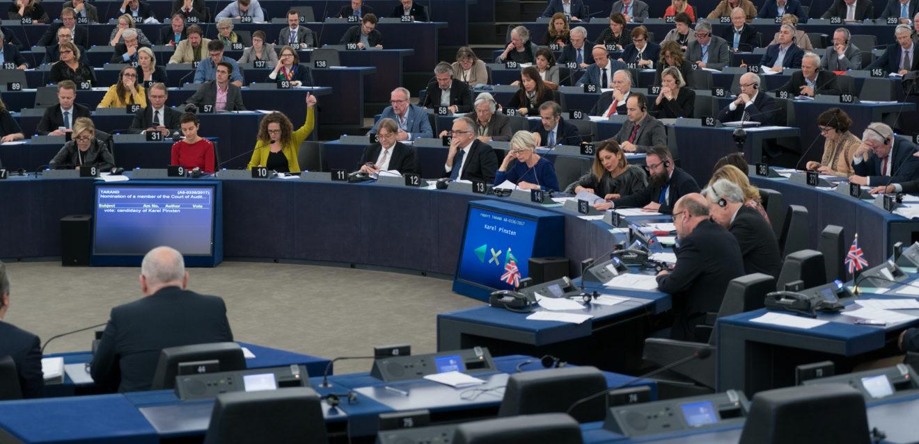 Plénière en direct à Strasbourg - semaine du 12 au 15 mars 2018