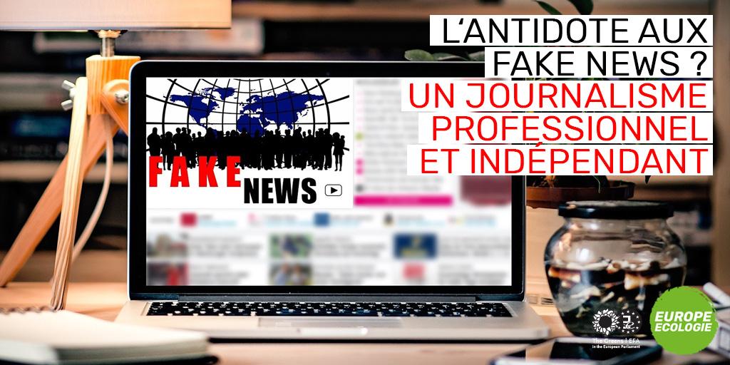 Fake news : soutenir le journalisme indépendant est le meilleur antidote