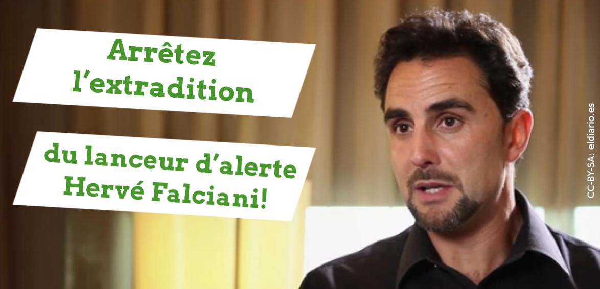 Le lanceur d'alerte Falciani ne doit pas être extradé vers la Suisse
