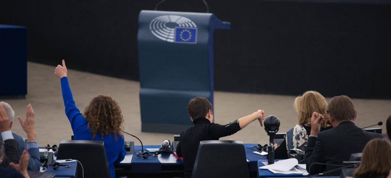 Plénière en direct à Strasbourg - semaine du 16 au 19 avril 2018