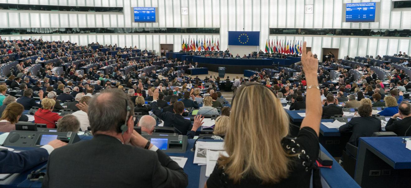 Plénière en direct à Strasbourg - semaine du 28 au 31 mai 2018