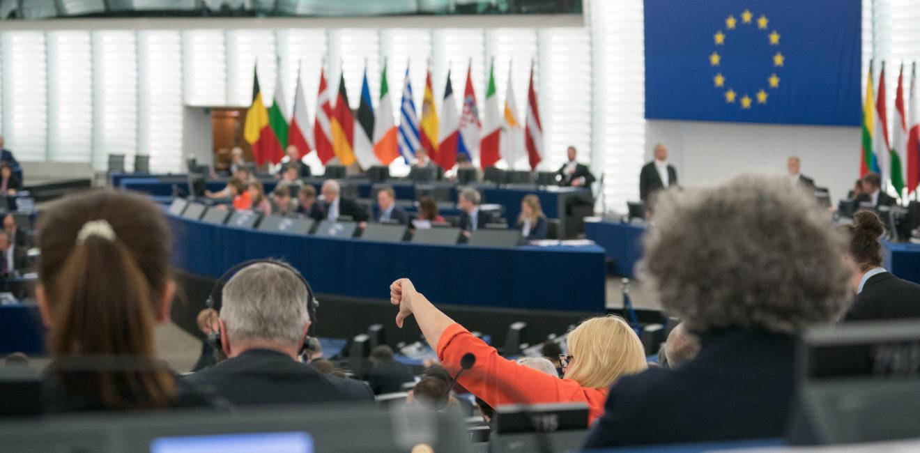 Plénière en direct à Strasbourg - semaine du 11 au 14 juin 2018
