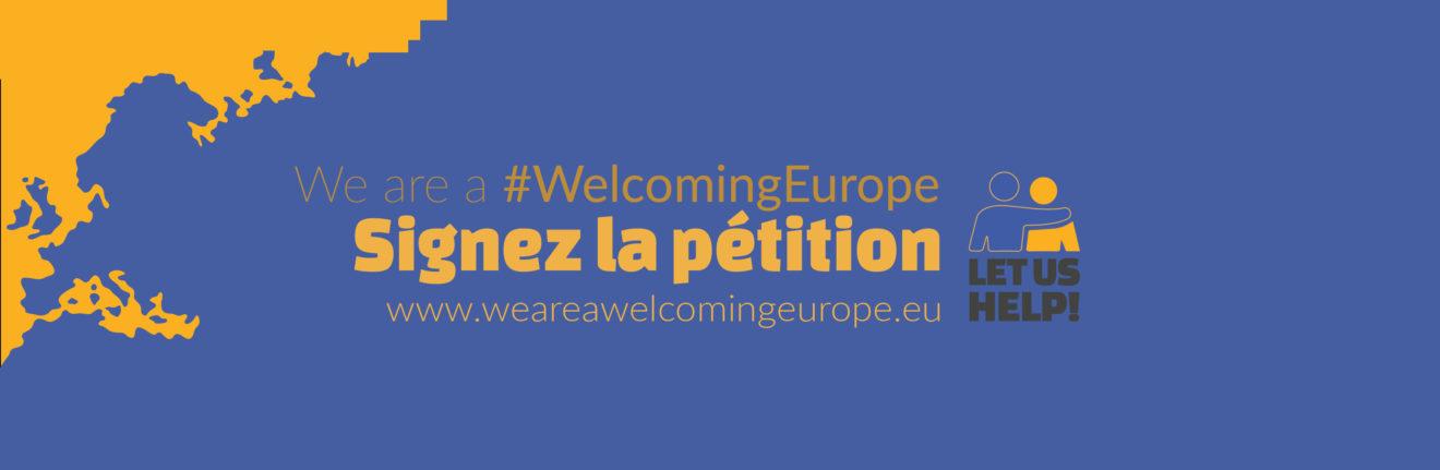 Migrations : nous sommes une Europe accueillante : laissez-nous agir !