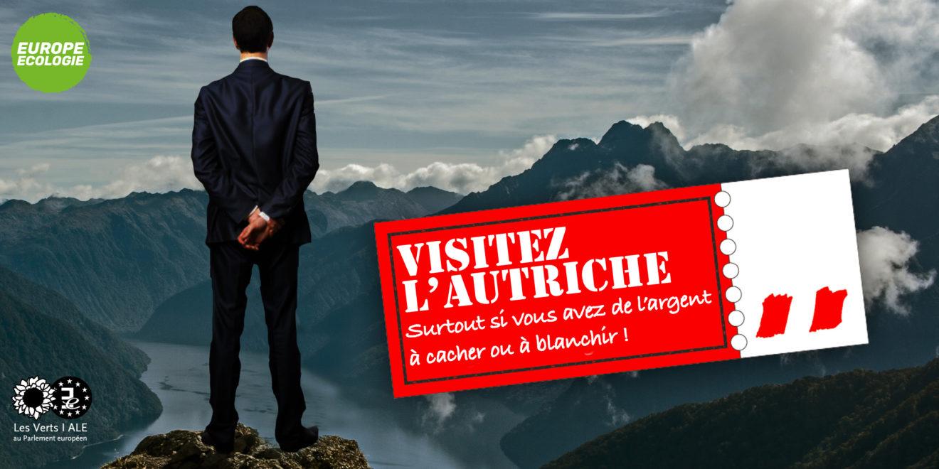 Autriche: un pays ouvert à l'argent sale