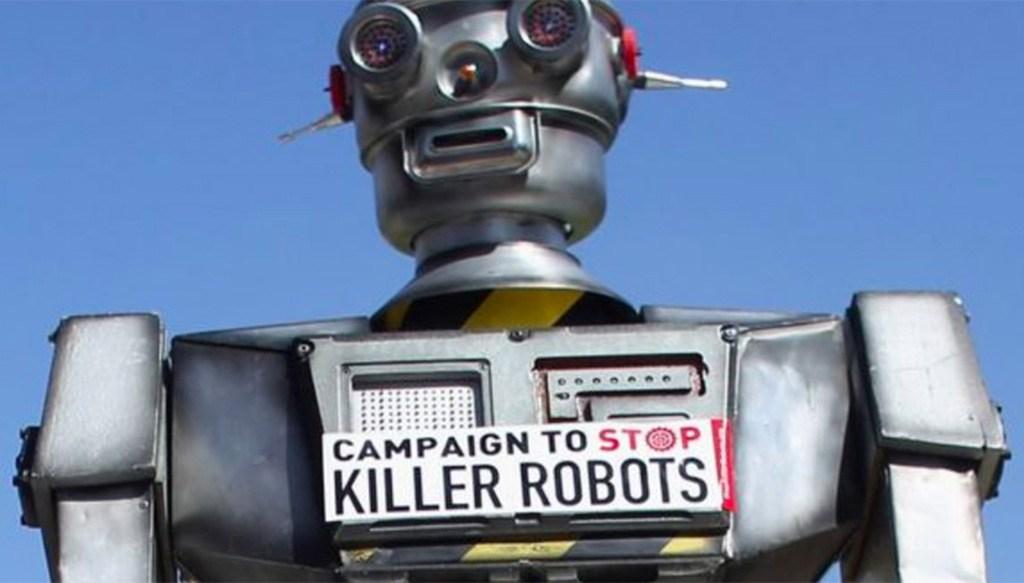 Les robots tueurs doivent être interdits