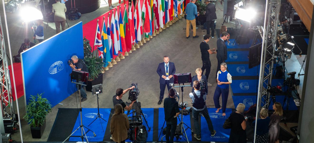 Plénière en direct à Strasbourg - semaine du 01 au 04 octobre 2018