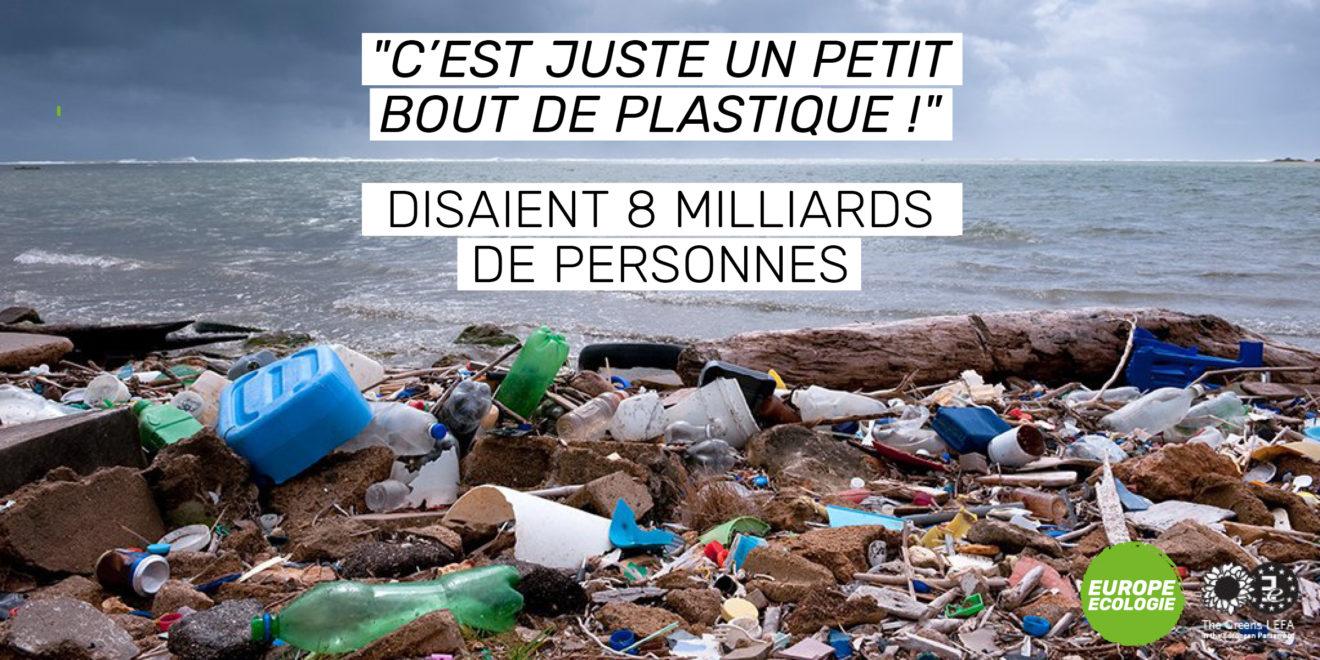 Plastique Jetable : une première victoire pour la planète