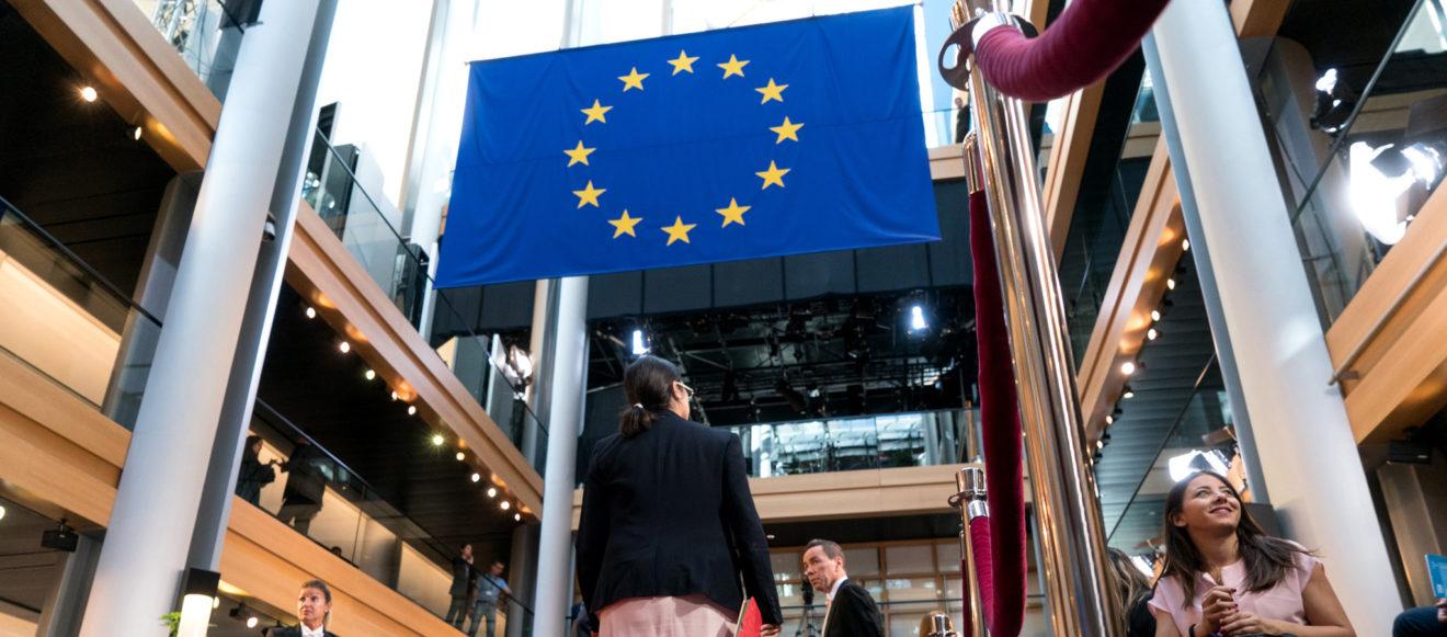 Plénière en direct à Strasbourg - semaine du 22 au 25 octobre 2018