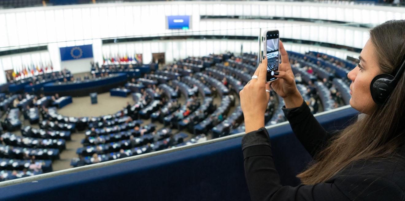 Plénière en direct à Strasbourg - semaine du 12 au 15 novembre 2018