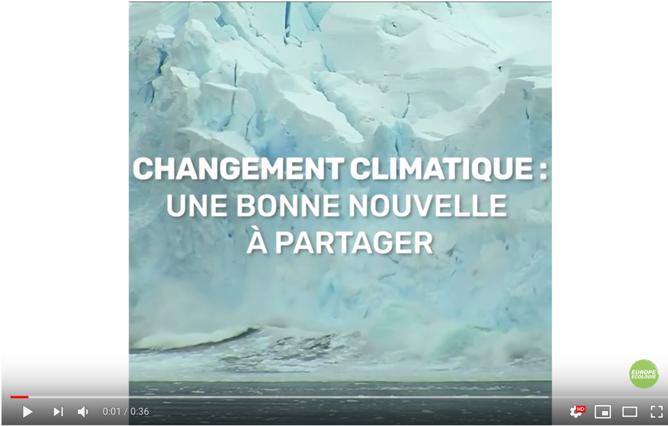 Video climat energie