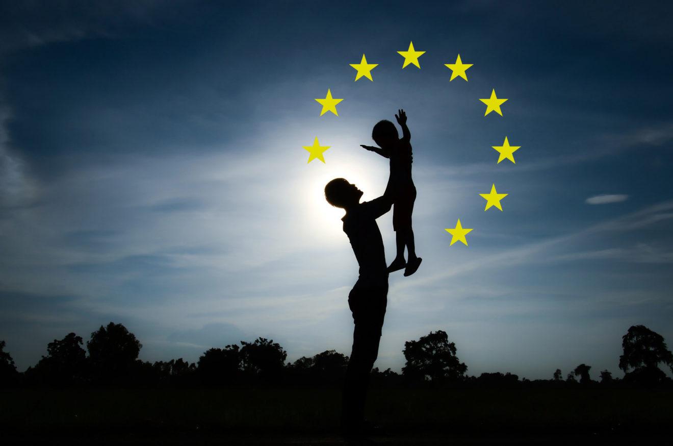 sociale-europe-famille-etoiles