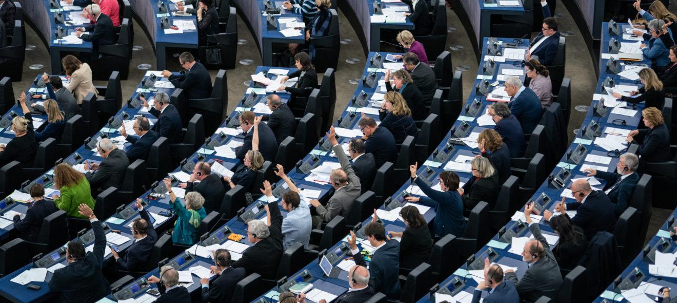 Plénière en direct à Strasbourg - semaine du 10 au 13 décembre 2018