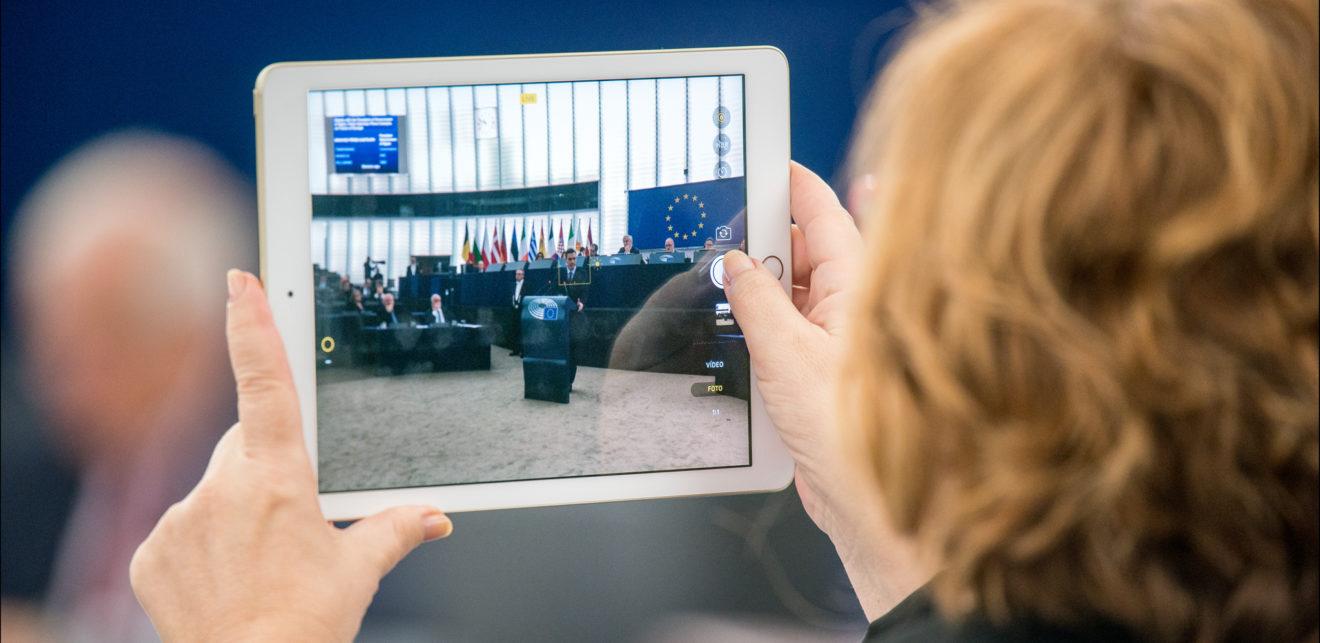Plénière en direct à Strasbourg - semaine du 11 au 14 février 2019