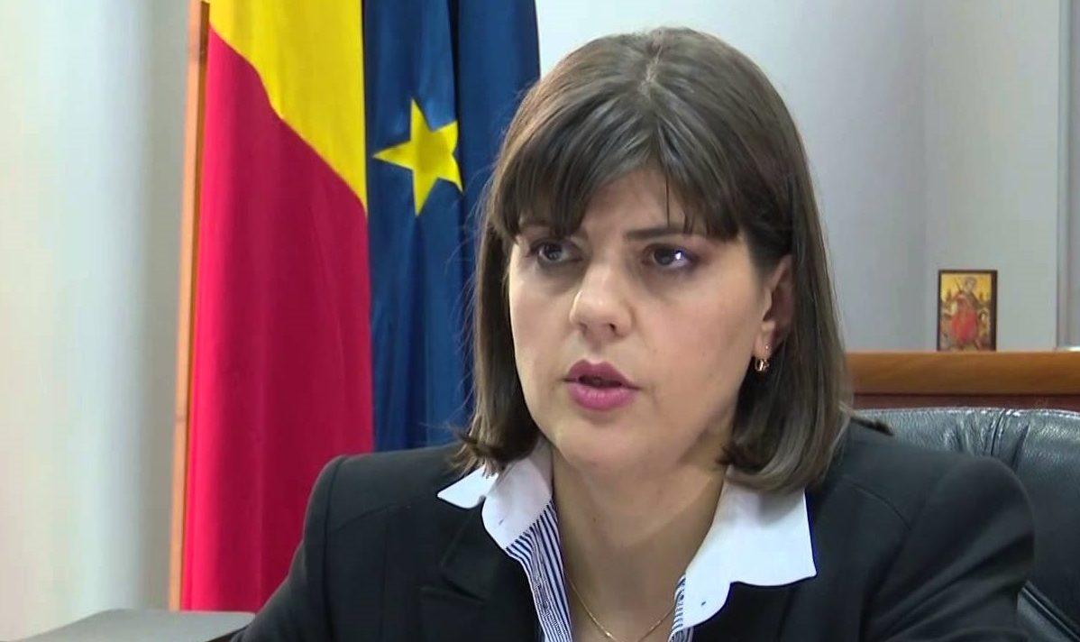 Le Parlement européen soutient Laura Codruta Kovesi comme cheffe du Parquet européen
