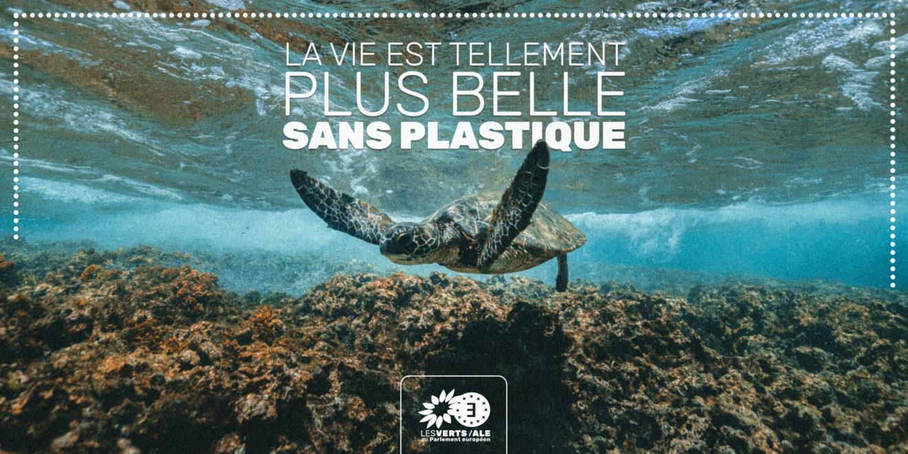 Plastiques jetables : une victoire pour la planète mais aussi un succès pour les écologistes