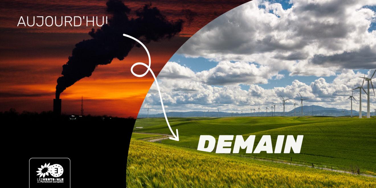 Les fonds de développement régional de l'UE ne doivent plus être utilisés pour des projets climaticides