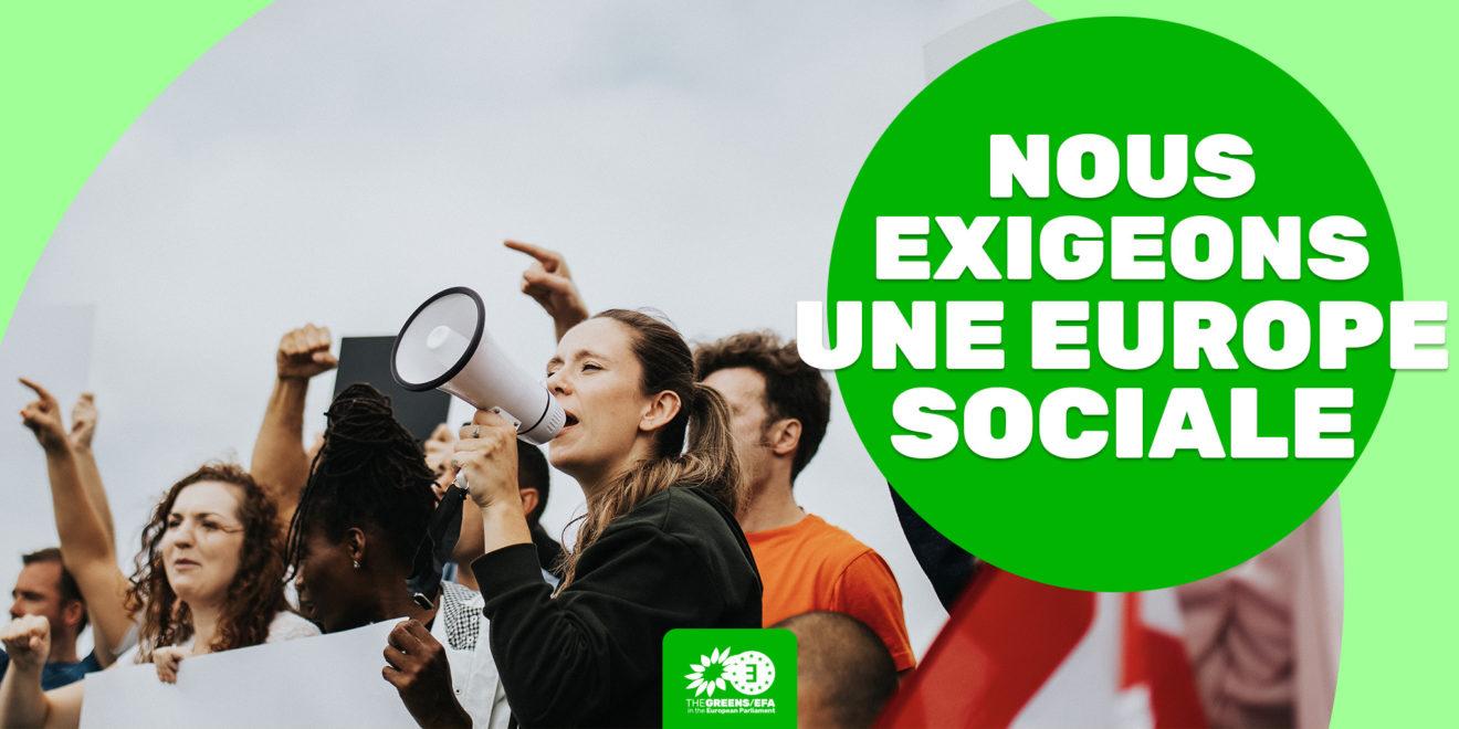 Feuille de route pour une Europe sociale : une page presque blanche