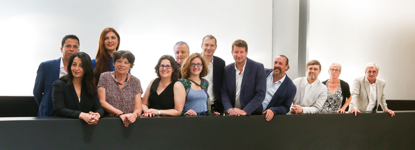 French MEPs of the Greens/EFA group