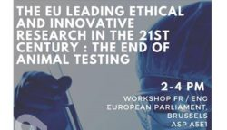 Towards the end of animal testing in Europe
