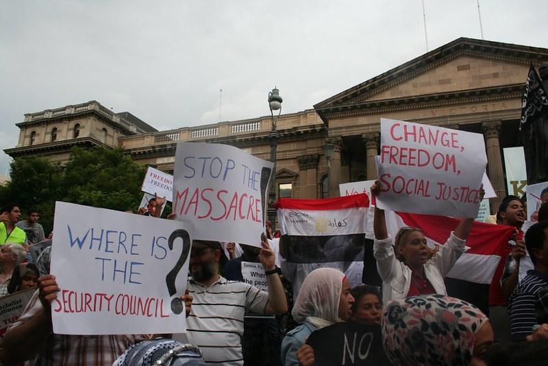 Egypte : appel à un sursaut européen