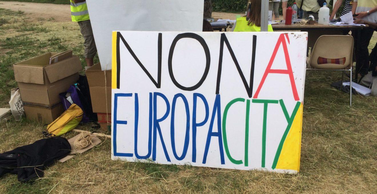 Europacity : non à l'artificialisation de ces terres parmi les plus fertiles d'Europe