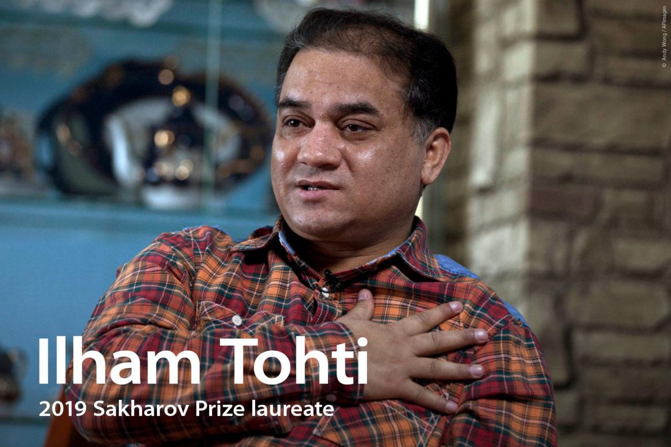 Prix Sakharov/ Ouïghours Le Parlement européen alerte sur la situation dramatique des Ouïghours au Xinjiang