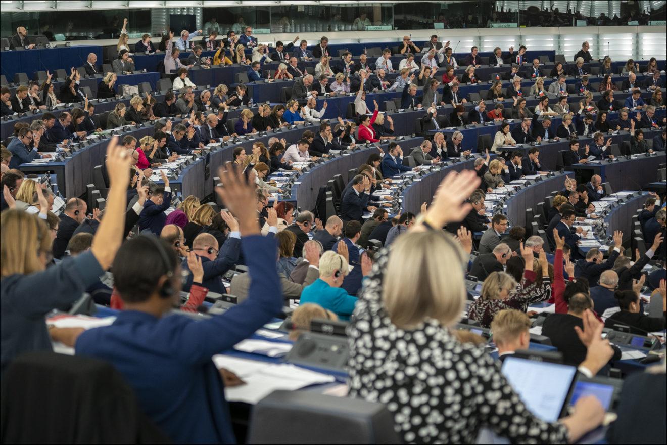 Le Parlement européen affirme ses ambitions pour le budget 2021