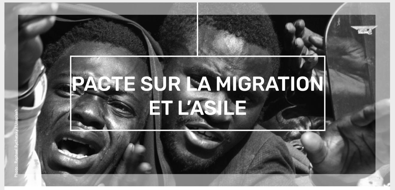 Pacte sur la migration et l'asile : les propositions des écologistes