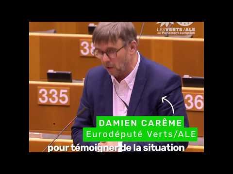 Les hotspots sont la honte de l'Europe !