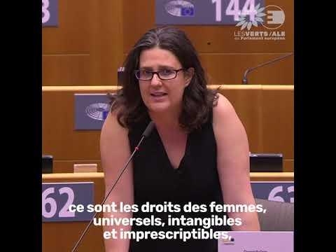 État de droit en Pologne, intervention de Gwendoline Delbos-Corfield