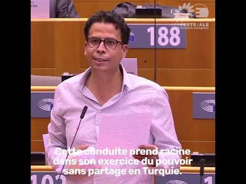 Intervention de Mounir Satouri lors du débat sur l'escalade en Méditerranée orientale