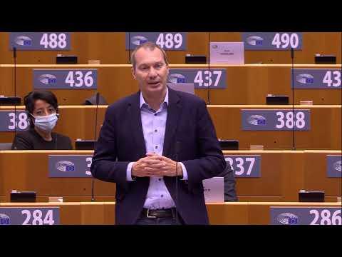 Intervention de David Cormand suite au discours de Mme von der Leyen