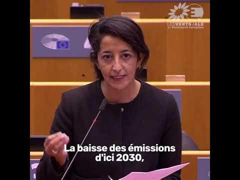 Intervention de Karima Delli suite au discours d'Ursula von der Leyen