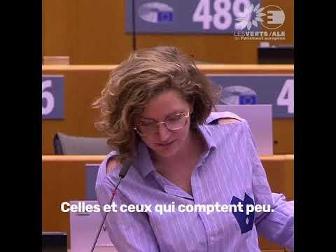 Intervention de Marie Toussaint sur la loi  climat