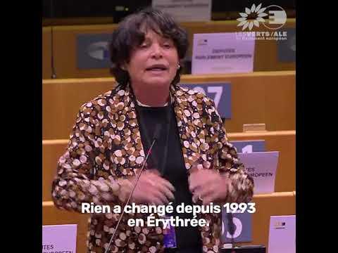 Intervention de Michèle Rivasi sur l'Érythrée