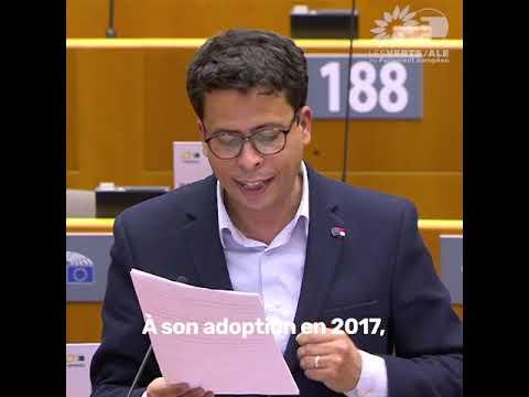 Mounir Satouri sur le Traité sur la non-prolifération des armes nucléaires