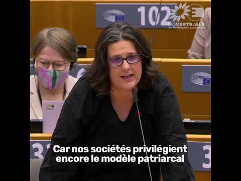 Gwendoline Delbos-Corfield sur le rapport sur l'État de droit dans l'Union européenne